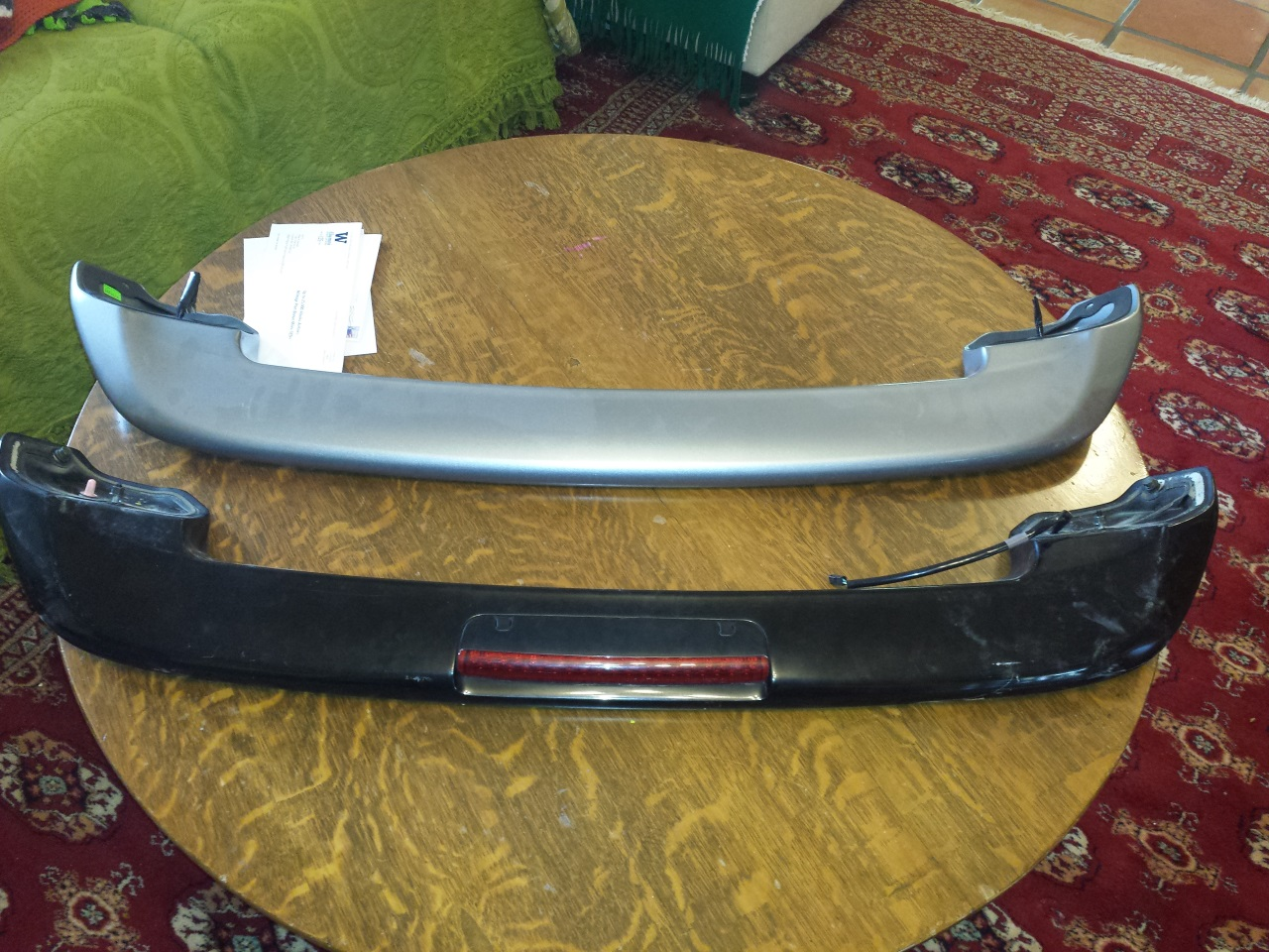Rear Spoiler Page 2 Subaru Forester Owners Forum 5xt Engine Diagram Which Is In Post 1 56 10 Of This Thread Https Vbulle 197490